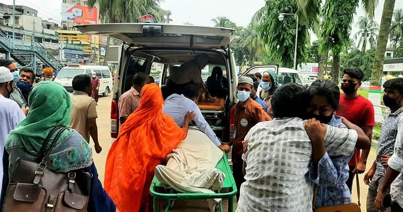 ময়মনসিংহ মেডিকেলের করোনা ইউনিটে আরও ১২ জনের মৃত্যু