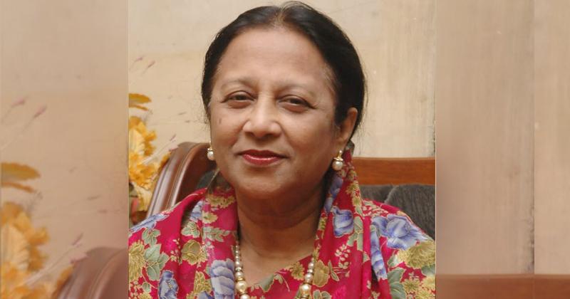 অধ্যাপিকা মাসুদা এম রশিদ চৌধুরী