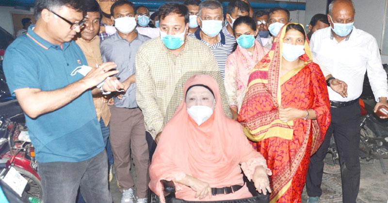 খালেদা জিয়ার চিকিৎসা বাংলাদেশে সম্ভব নয় : ফখরুল