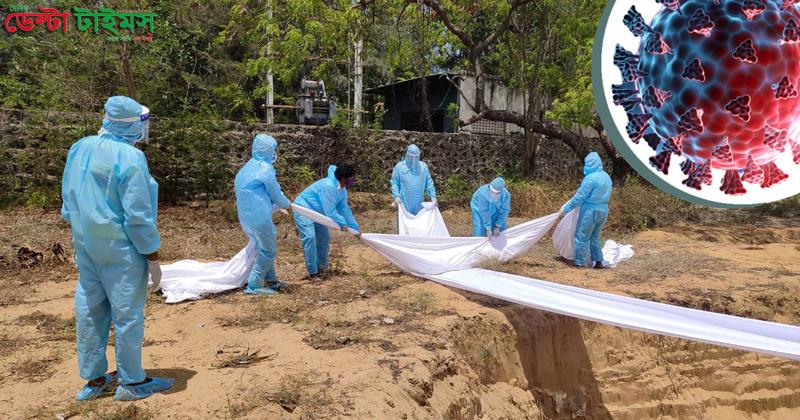 করোনায় দেশে আরও ৫ জনের মৃত্যু